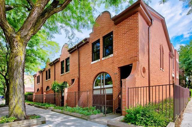 821 W Willow Street #0, Chicago, IL 60614 (MLS #10617532) :: John Lyons Real Estate
