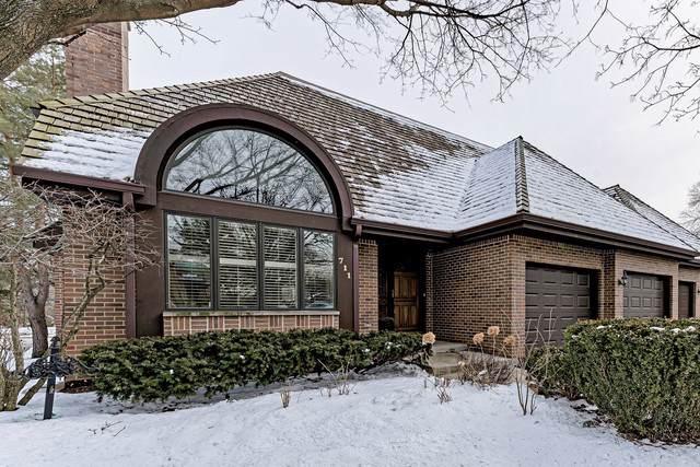 711 Ruth Lake Court, Hinsdale, IL 60527 (MLS #10617545) :: Lewke Partners