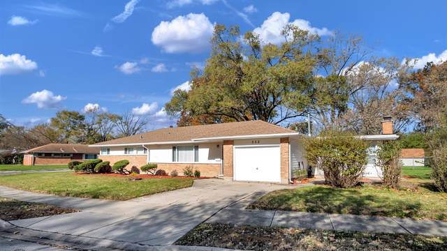 252 Rich Road, Park Forest, IL 60466 (MLS #10617550) :: Baz Realty Network | Keller Williams Elite