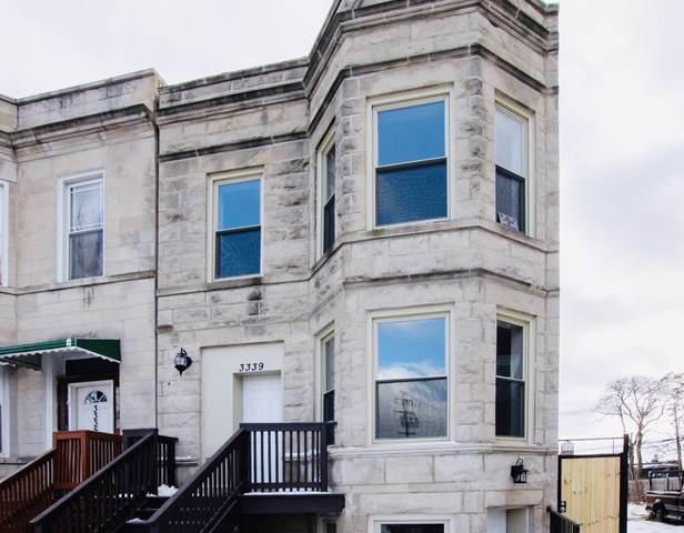 3339 W Van Buren Street, Chicago, IL 60624 (MLS #10617584) :: Property Consultants Realty