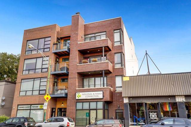 2865 N Clybourn Avenue #3, Chicago, IL 60618 (MLS #10617591) :: Property Consultants Realty