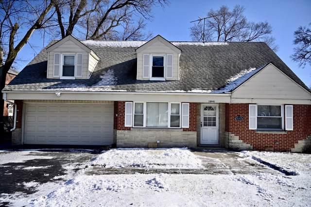 10941 Ridgeland Avenue, Chicago Ridge, IL 60415 (MLS #10617598) :: The Dena Furlow Team - Keller Williams Realty