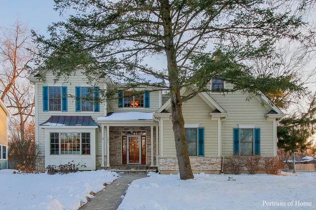 1000 E Hawthorne Boulevard, Wheaton, IL 60187 (MLS #10617602) :: BN Homes Group