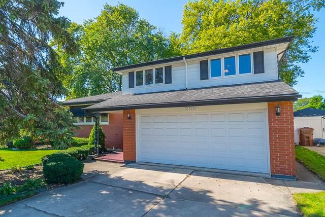 10612 S Kenneth Avenue, Oak Lawn, IL 60453 (MLS #10617613) :: Ryan Dallas Real Estate