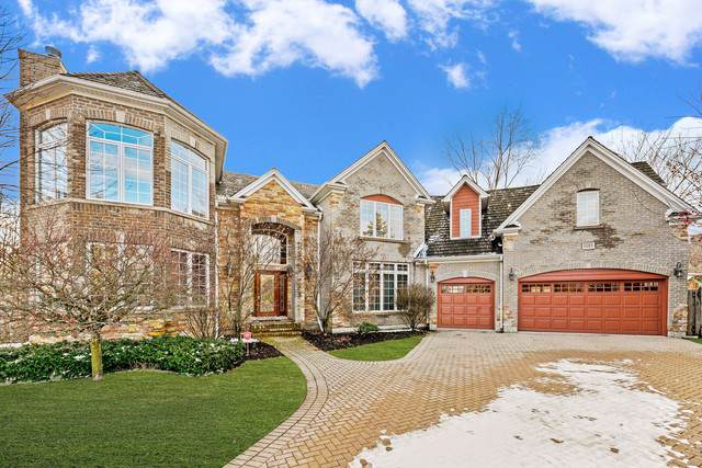 1183 Somerset Drive, Glenview, IL 60025 (MLS #10617662) :: Berkshire Hathaway HomeServices Snyder Real Estate