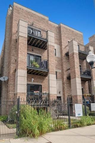 2028 W Augusta Boulevard 3W, Chicago, IL 60622 (MLS #10617674) :: Ryan Dallas Real Estate