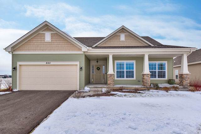 845 Simpson Avenue, Elburn, IL 60119 (MLS #10617685) :: Berkshire Hathaway HomeServices Snyder Real Estate