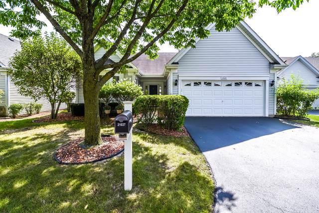 21037 W Walnut Lane, Plainfield, IL 60544 (MLS #10617689) :: Property Consultants Realty