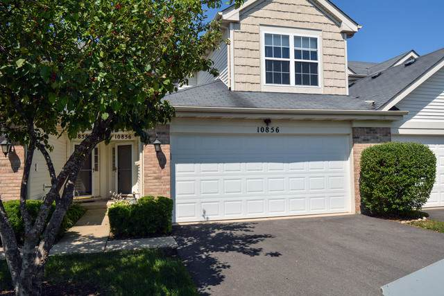 10856 Cape Cod Lane #10856, Huntley, IL 60142 (MLS #10617754) :: Berkshire Hathaway HomeServices Snyder Real Estate