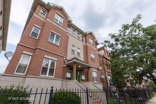 2724 W Warren Boulevard 1E, Chicago, IL 60612 (MLS #10617760) :: Property Consultants Realty