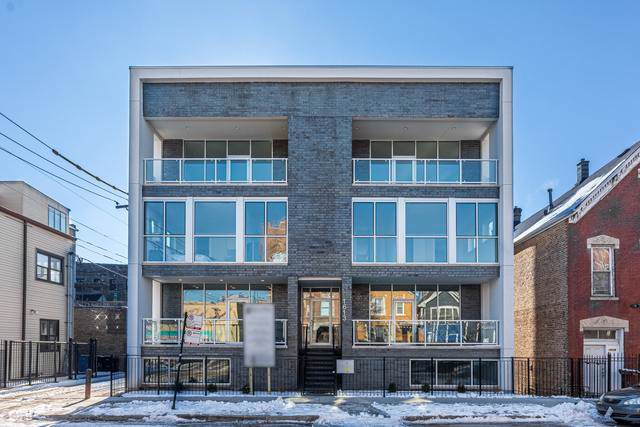 1613 W Beach Avenue 1E, Chicago, IL 60622 (MLS #10617762) :: Ryan Dallas Real Estate