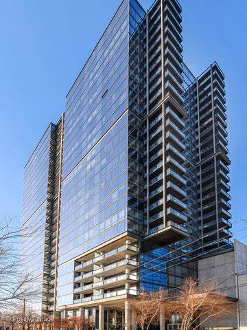860 W Blackhawk Street #2104, Chicago, IL 60642 (MLS #10617782) :: John Lyons Real Estate