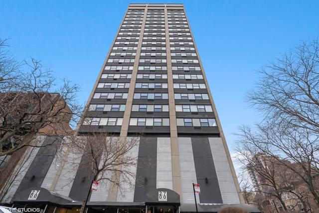 2700 N Hampden Court 17A, Chicago, IL 60614 (MLS #10617783) :: John Lyons Real Estate