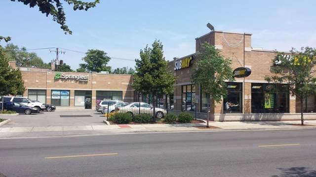 3051 Central Avenue, Chicago, IL 60634 (MLS #10617790) :: The Perotti Group | Compass Real Estate