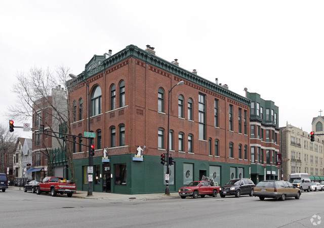 1209 Diversey Parkway, Chicago, IL 60614 (MLS #10617813) :: John Lyons Real Estate