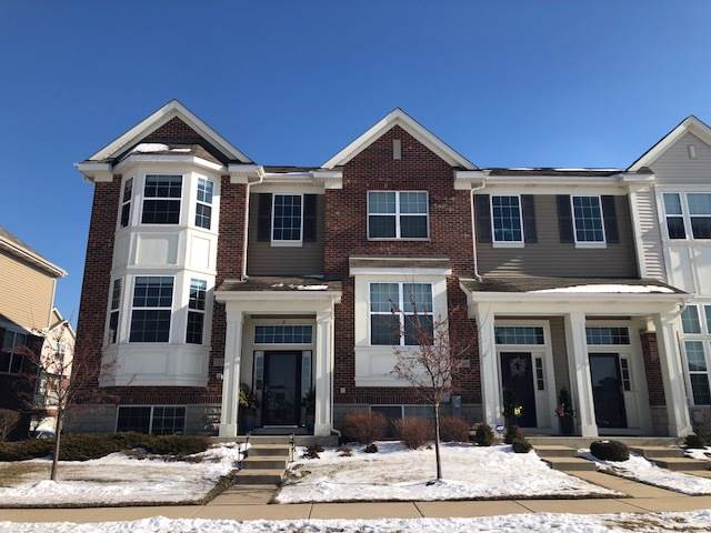 15367 Sheffield Square Parkway, Orland Park, IL 60462 (MLS #10617816) :: Littlefield Group