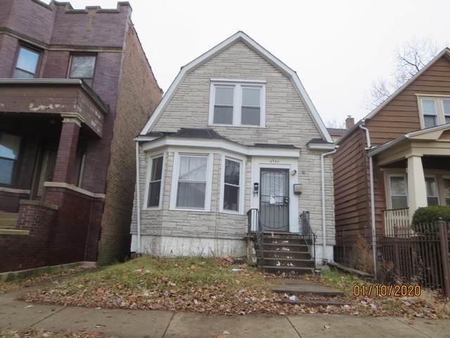 6546 S Bishop Street, Chicago, IL 60636 (MLS #10617830) :: Angela Walker Homes Real Estate Group