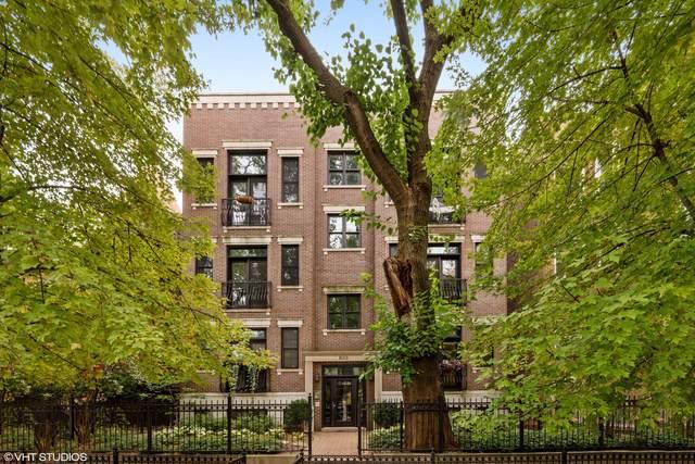 823 W Wolfram Street 1W, Chicago, IL 60657 (MLS #10617861) :: Lewke Partners