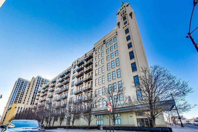 758 N Larrabee Street #412, Chicago, IL 60654 (MLS #10617869) :: John Lyons Real Estate
