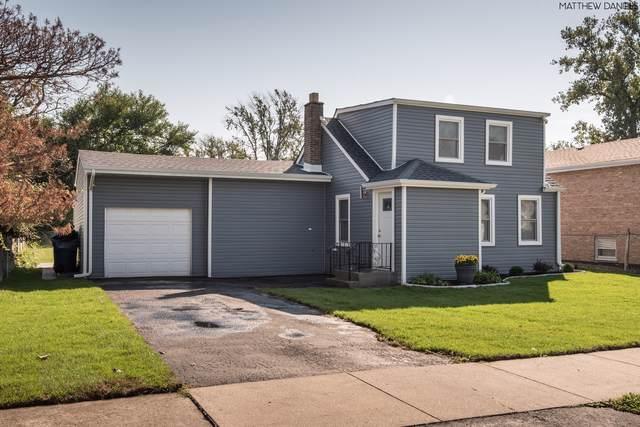 10009 Melvina Avenue, Oak Lawn, IL 60453 (MLS #10617900) :: Ryan Dallas Real Estate