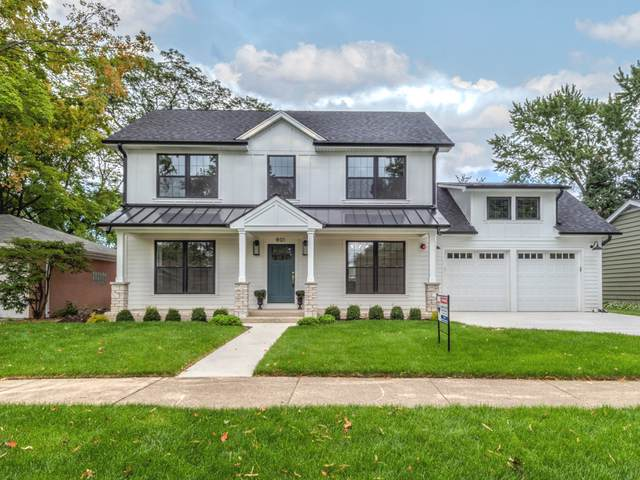 801 Park Plaine Avenue, Park Ridge, IL 60068 (MLS #10617902) :: Berkshire Hathaway HomeServices Snyder Real Estate