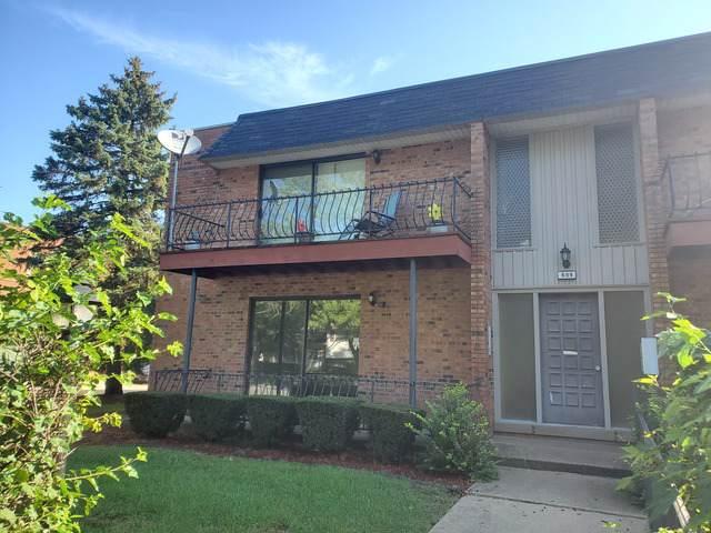 609 N Carroll Parkway #104, Glenwood, IL 60425 (MLS #10617956) :: The Wexler Group at Keller Williams Preferred Realty
