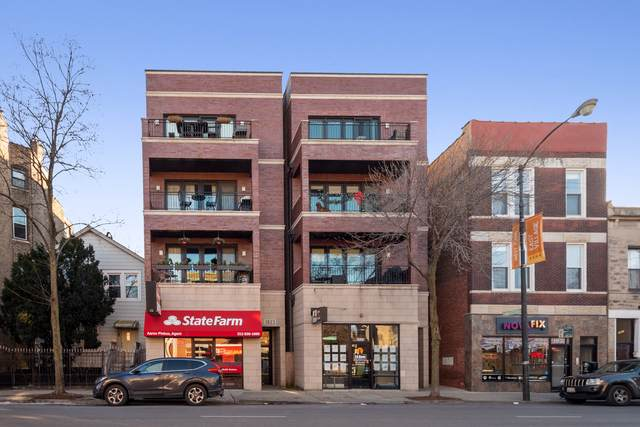 1923 W Chicago Avenue #2, Chicago, IL 60622 (MLS #10617962) :: Ryan Dallas Real Estate