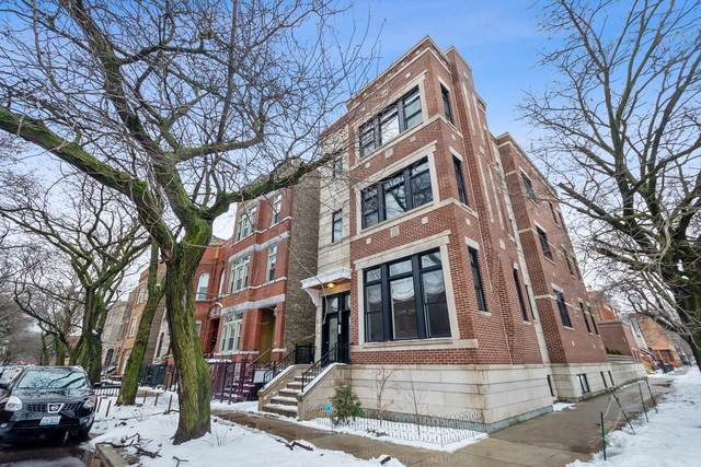 2157 W Potomac Avenue #2, Chicago, IL 60622 (MLS #10617993) :: Ryan Dallas Real Estate