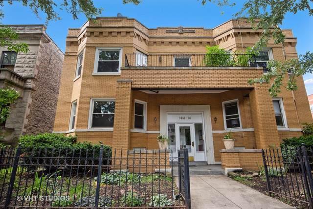 3654 N Janssen Avenue #1, Chicago, IL 60613 (MLS #10617995) :: Ryan Dallas Real Estate