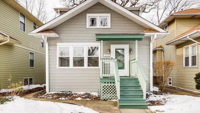 735 N Cuyler Avenue, Oak Park, IL 60302 (MLS #10618030) :: Ryan Dallas Real Estate
