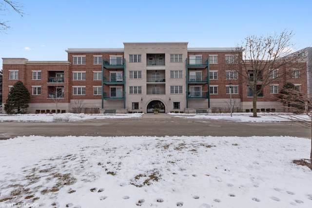111 N Larch Avenue #310, Elmhurst, IL 60126 (MLS #10618031) :: The Dena Furlow Team - Keller Williams Realty