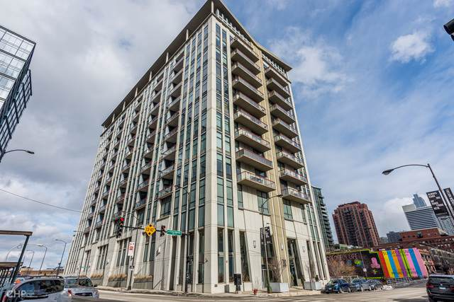 740 W Fulton Street #905, Chicago, IL 60661 (MLS #10618081) :: Property Consultants Realty