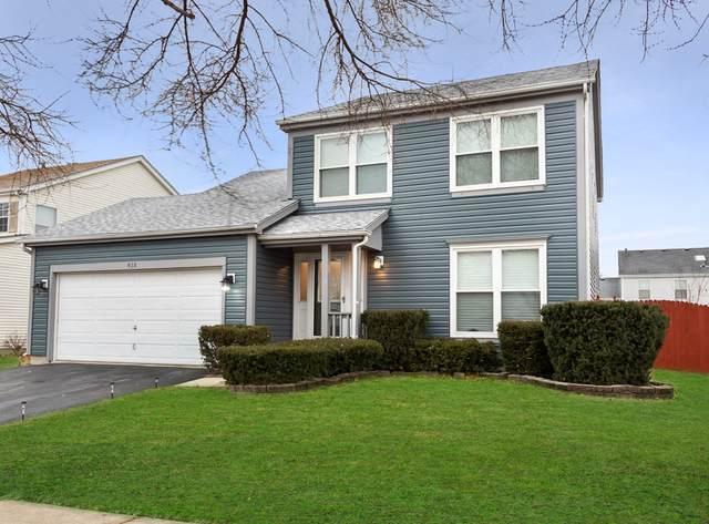 418 Bluebird Drive, Bolingbrook, IL 60440 (MLS #10618083) :: The Dena Furlow Team - Keller Williams Realty