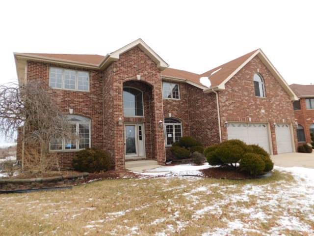 4822 Canterbury Place, Country Club Hills, IL 60478 (MLS #10618114) :: The Mattz Mega Group