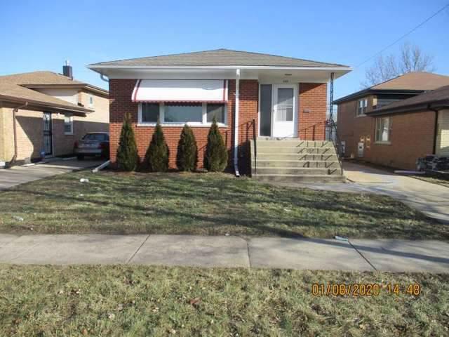 449 Calhoun Avenue, Calumet City, IL 60409 (MLS #10618132) :: Property Consultants Realty