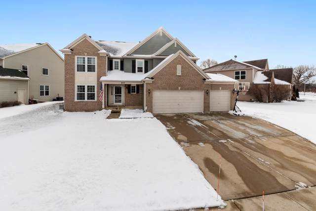 803 Sterling Heights Drive, Antioch, IL 60002 (MLS #10618147) :: The Dena Furlow Team - Keller Williams Realty