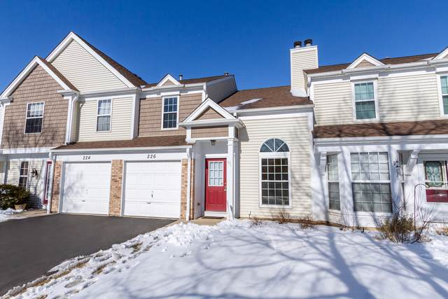 226 E Shagbark Lane, Streamwood, IL 60107 (MLS #10618191) :: Suburban Life Realty