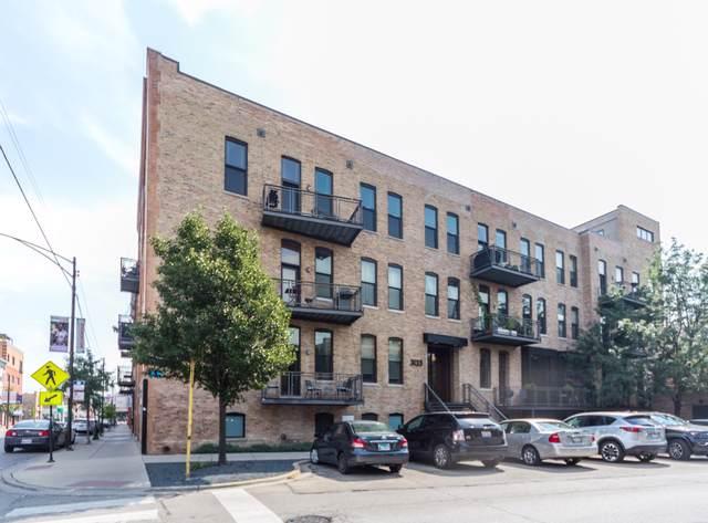 3133 N Lakewood Avenue 3B, Chicago, IL 60657 (MLS #10618289) :: John Lyons Real Estate