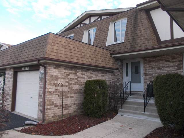 7819 160th Street, Tinley Park, IL 60477 (MLS #10618291) :: The Wexler Group at Keller Williams Preferred Realty