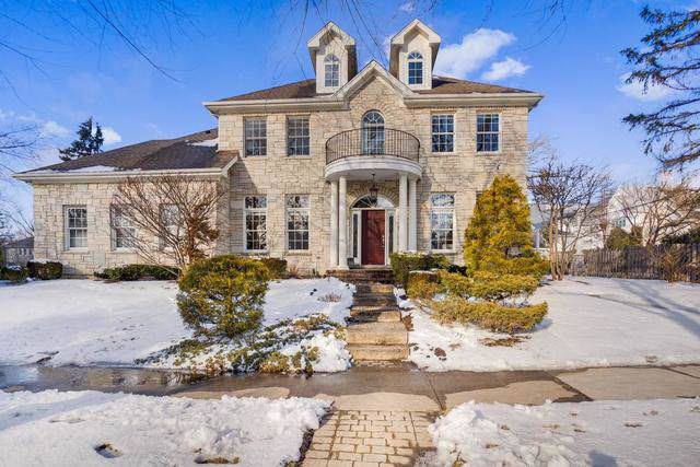 445 S Bodin Street, Hinsdale, IL 60521 (MLS #10618347) :: The Wexler Group at Keller Williams Preferred Realty