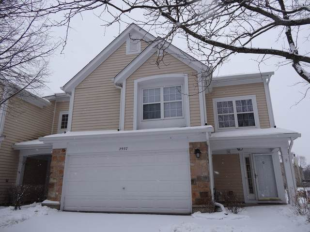 2937 Clematis Drive, Schaumburg, IL 60193 (MLS #10618383) :: Ani Real Estate