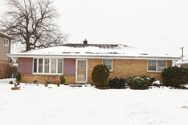 7927 W 73rd Place, Bridgeview, IL 60455 (MLS #10618393) :: Angela Walker Homes Real Estate Group