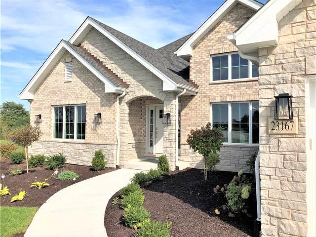 23167 Jackson Branch Street, Frankfort, IL 60423 (MLS #10618406) :: Baz Realty Network | Keller Williams Elite