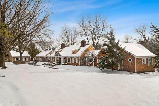 366 S Bateman Circle, Barrington Hills, IL 60010 (MLS #10618429) :: Angela Walker Homes Real Estate Group