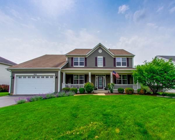 703 Keene Avenue, Oswego, IL 60543 (MLS #10618465) :: The Wexler Group at Keller Williams Preferred Realty