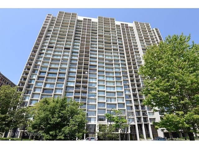 3200 N Lake Shore Drive #604, Chicago, IL 60657 (MLS #10618475) :: John Lyons Real Estate