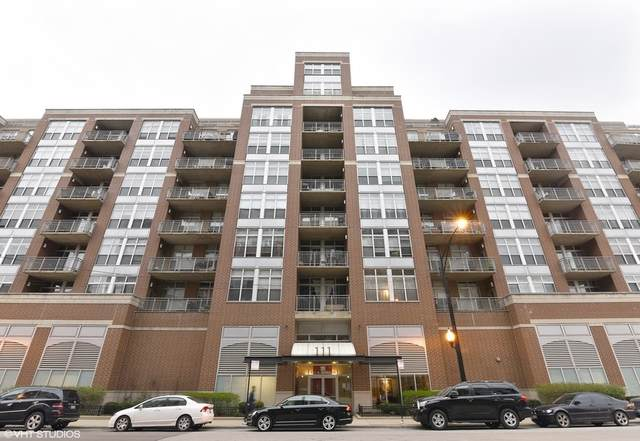 111 S Morgan Street #401, Chicago, IL 60607 (MLS #10618538) :: Property Consultants Realty