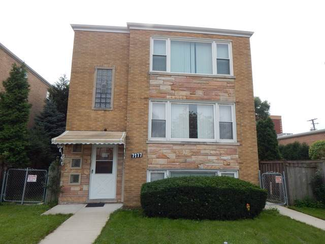 7177 W Addison Street, Chicago, IL 60634 (MLS #10618544) :: Ani Real Estate