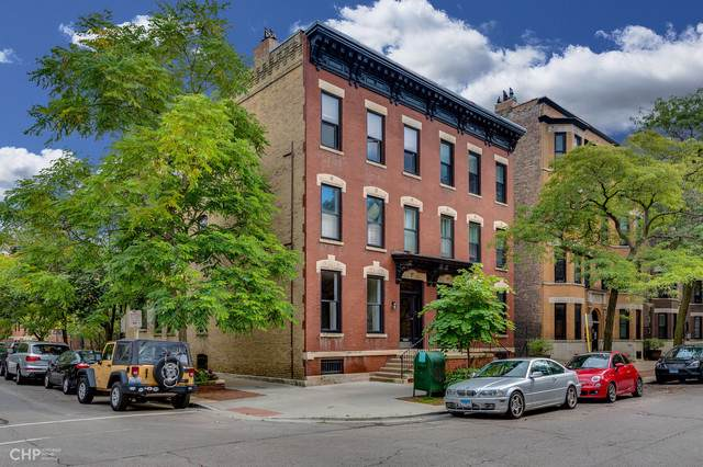 1719 N North Park Avenue #1, Chicago, IL 60614 (MLS #10618547) :: Property Consultants Realty