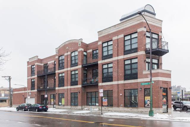 2089 W Wabansia Avenue #205, Chicago, IL 60647 (MLS #10618553) :: The Perotti Group | Compass Real Estate